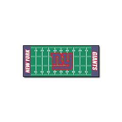 Fanmats® New York Giants Football Field Rug