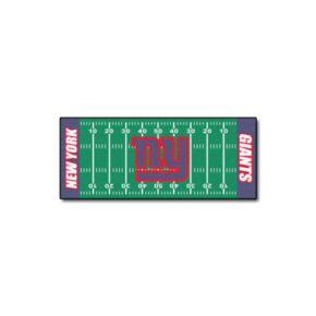 Fanmats New York Giants Football Field Rug