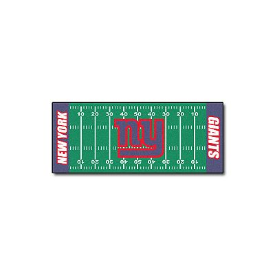 Fanmats New York Giants Football Field Rug