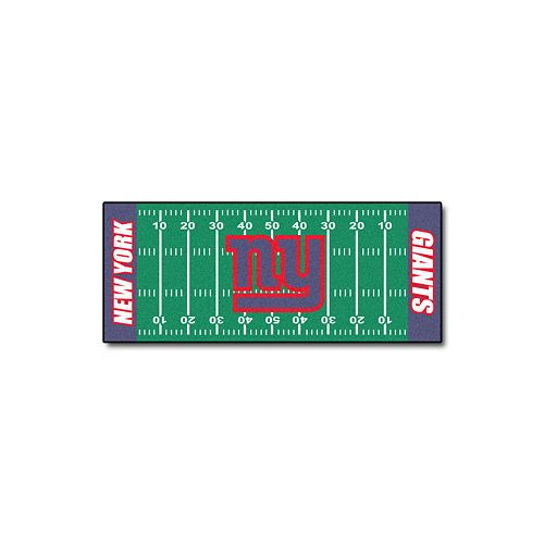 Fanmats® New York Giants Football Field Rug