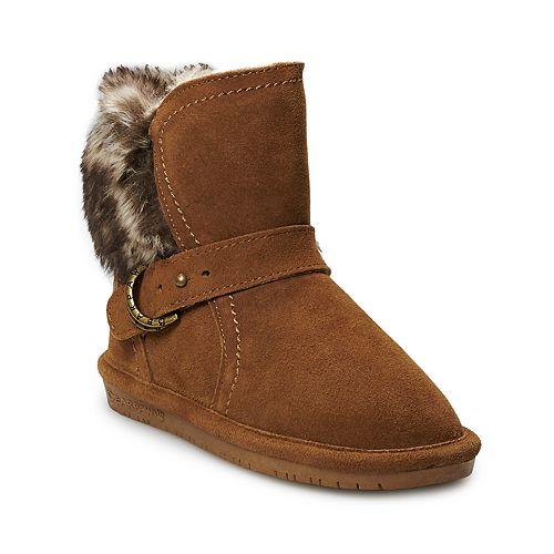 Bearpaw Koko Girls' Water Resistant Winter Boots