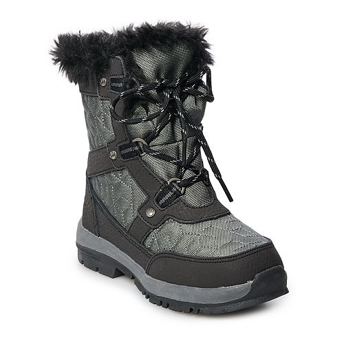 Bearpaw Marina Kids' Waterproof Winter Boots