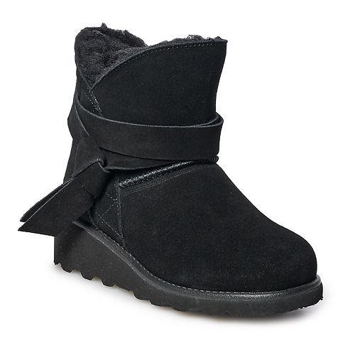 Bearpaw Maxine Girls' Water Resistant Winter Boots