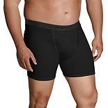 Big & Tall Fruit of the Loom 4-pack Boxer Briefs