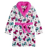 Girl's 6-12 JoJo Siwa Plush Bow Robe