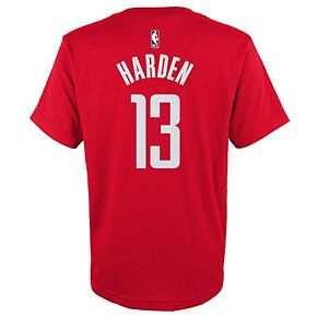 Boys 4-20 Houston Rockets James Harden Player Tee