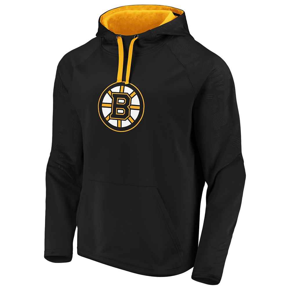 Men's Boston Bruins Defender Pullover Hoodie