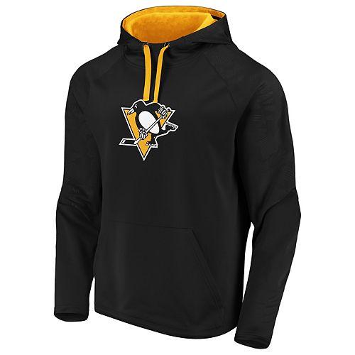 Men's Pittsburgh Penguins Defender Pullover Hoodie