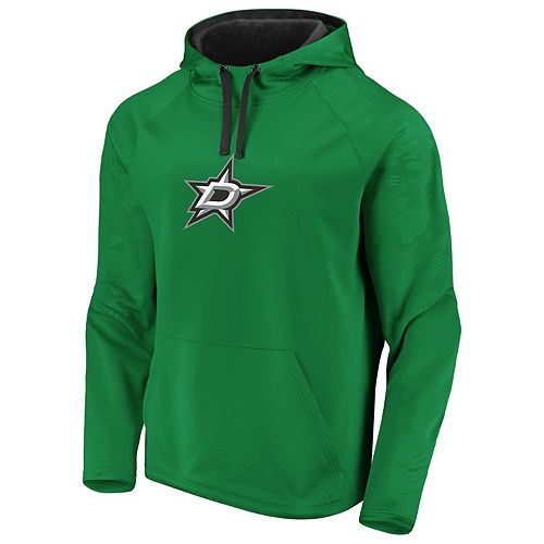 Men's Dallas Stars Defender Pullover Hoodie