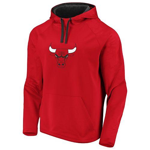Men's Chicago Bulls Defender Hoodie