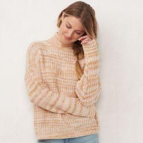 Women's LC Lauren Conrad Funnelneck Sweater