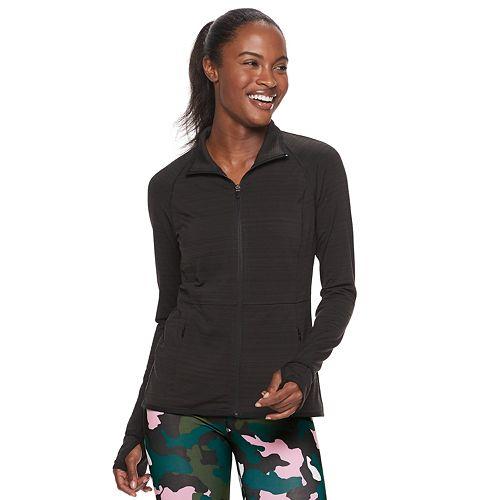Women's FILA SPORT® Tru-Warm Signature Fleece Jacket