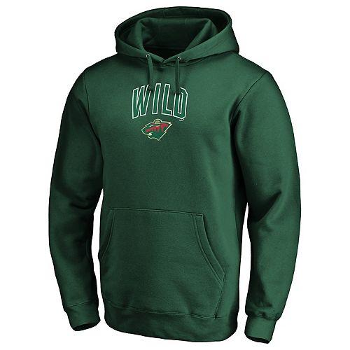 Men's Minnesota Wild Engage Hoodie