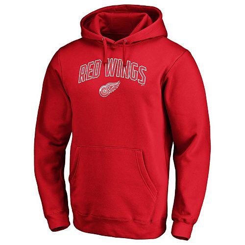 Men's Detroit Red Wings Engage Hoodie