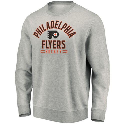 Men's Philadelphia Flyers Arch Wordmark Sweatshirt