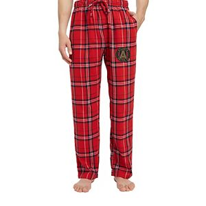 Men's Atlanta United FC Hillstone Flannel Pants