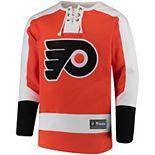 Men's Philadelphia Flyers Lace-Up Jersey Tee