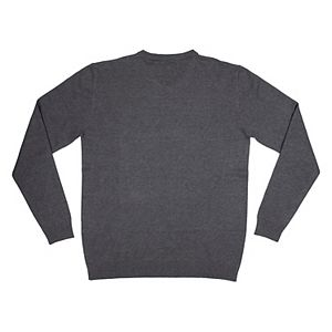 Men's Xray Fitted V-Neck Sweater