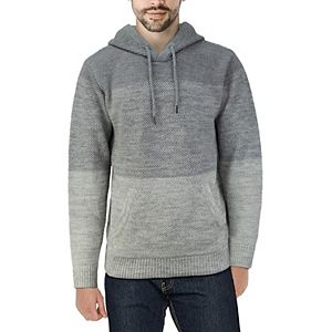 Men's Xray Colorblock Pullover Hooded Sweater