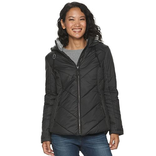 Small Free Country Reversible Vest Black /& Gray Zip Pockets Extremely Soft