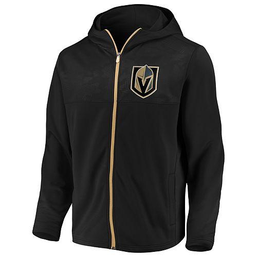 Men's Vegas Golden Knights Defender Mission Zip-Up Hoodie