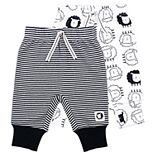 Baby Mac & Moon 2-Pack Sheep Print and Stripes Pants