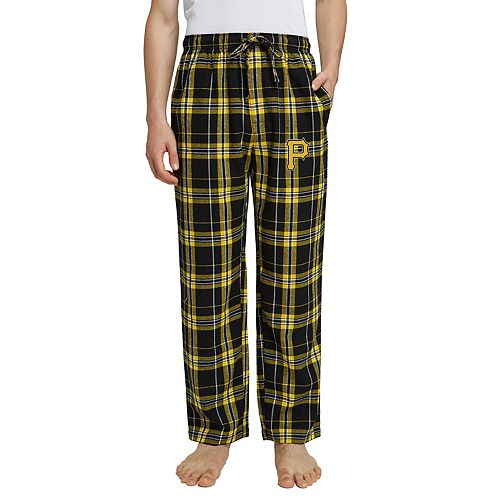Men's Pittsburgh Pirates Hillstone Flannel Pant