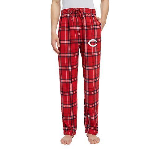 Men's Cincinnati Reds Hillstone Flannel Pant