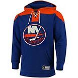 Men's New York Islanders Lace Up Hoodie