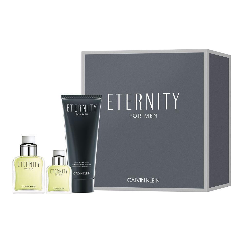 Calvin Klein Eternity for Men 3-Piece Cologne Gift Set - Eau de Toilette ($99 Value)