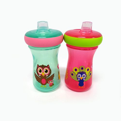 Girls The First Years Soft Spout Sippy Cups 9 Oz - 2 Pack