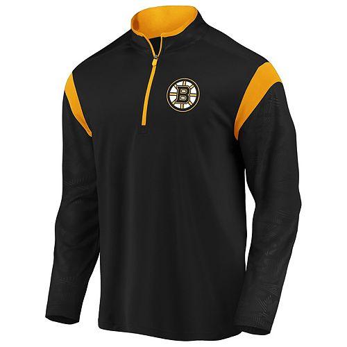 Men's Boston Bruins Defender Pullover