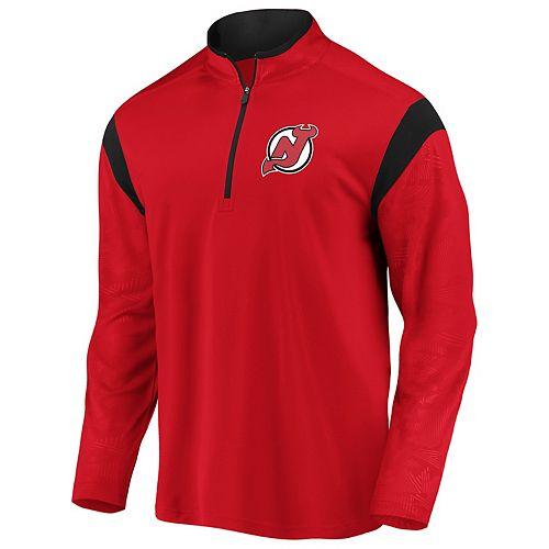 Men's New Jersey Devils Defender Pullover