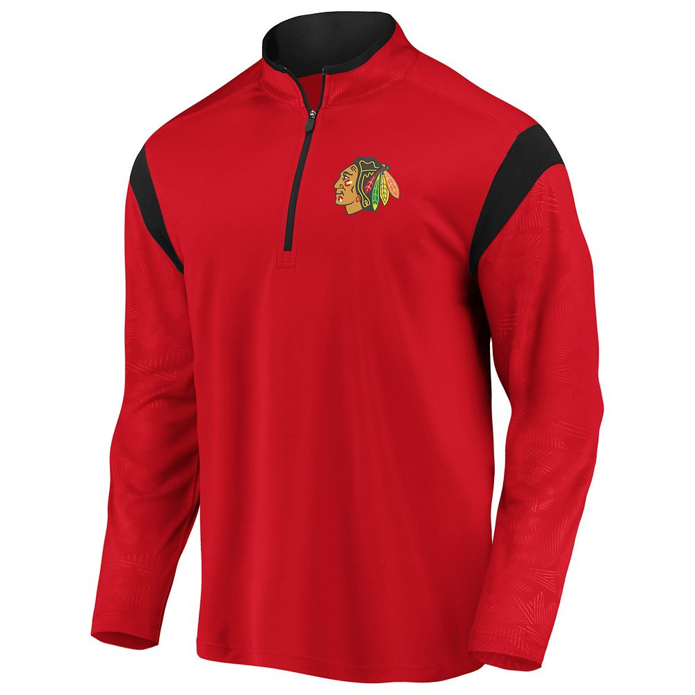 Men's Chicago Blackhawks Defender Pullover