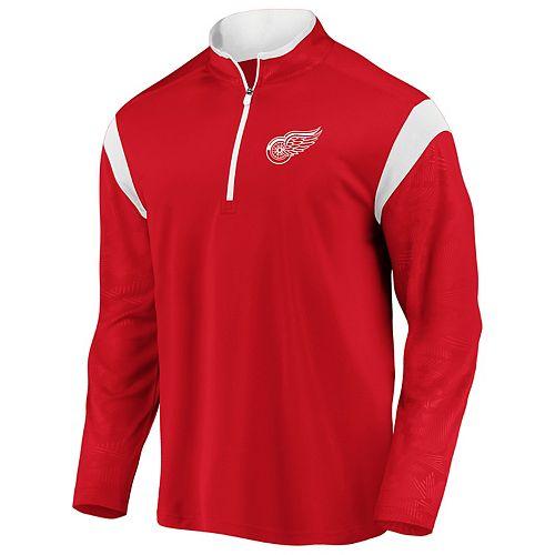 Men's Detroit Red Wings Defender Pullover