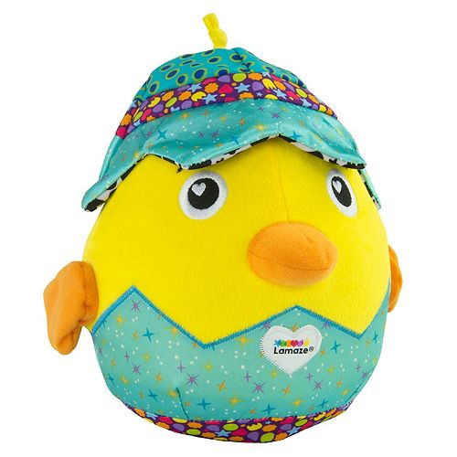 Lamaze® Hatching Henry Peek-A-Boo Play