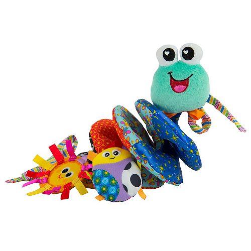 Lamaze® Fold & Go Activity Friends Carrier Toy