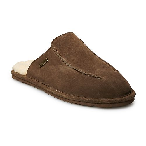 Bearpaw Saxon Men's Slippers