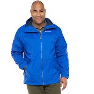 Big & Tall Columbia Oroville Creek Lined Hooded Jacket