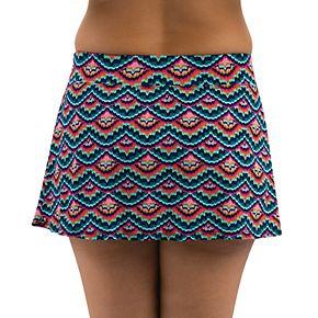 Women's Dolfin Aquashape Solid A-Line Skirt