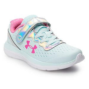 Under Armour Impulse AC Prism Preschool Girls' Sneakers
