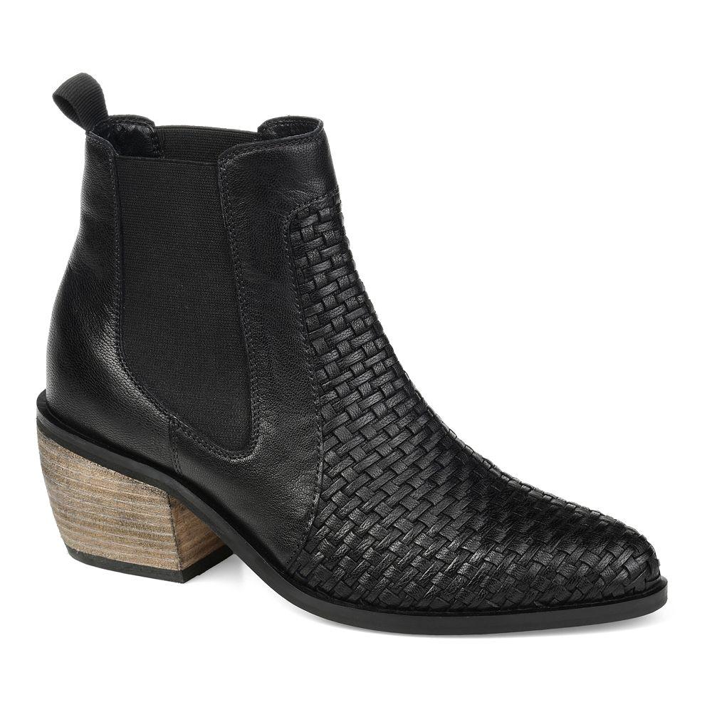 Journee Signature Skyller Women's Ankle Boots