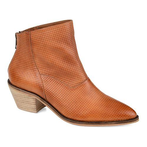 Journee Signature Cassie Women's Ankle Boots