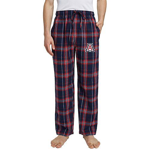 Men's Arizona Wildcats Hllstone Flannel Pants