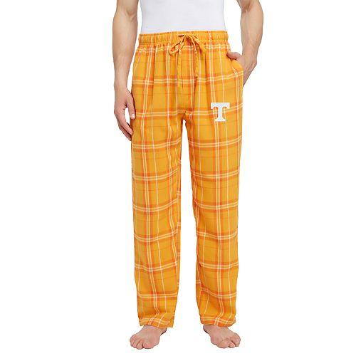 Men's Tennessee Volunteers Hllstone Flannel Pants