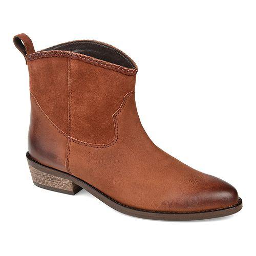 Journee Signature Carmela Women's Ankle Boots
