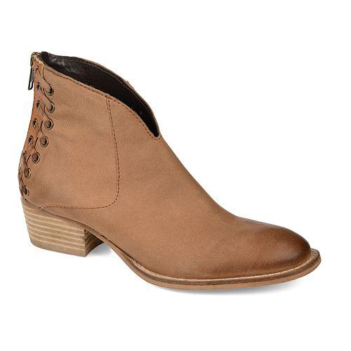 Journee Signature Arika Women's Ankle Boots