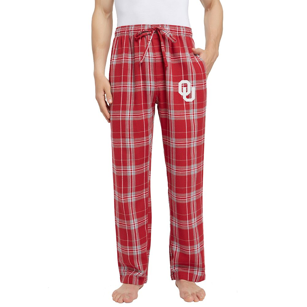 Men's Oklahoma Sooners Hllstone Flannel Pants