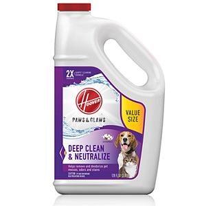 Hoover Expert Clean Carpet Washer Detergent