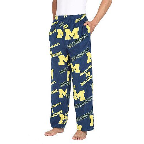 Men's Michigan Wolverines Keystone Lounge Pants